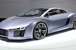 Audi R8 (2014): Audi's plan to replace its mid-engined supercar