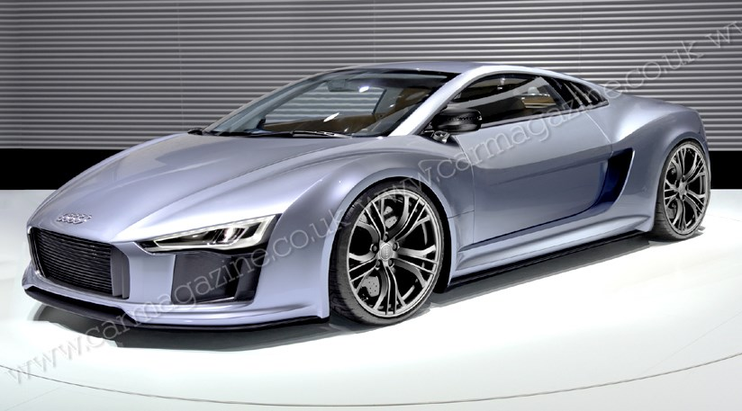 Audi R Audis Plan To Replace Its Midengined Supercar - Audi super car