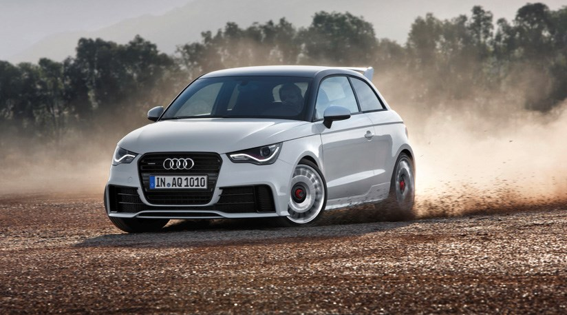 audi a1 quattro 2012 first official pictures car magazine. Black Bedroom Furniture Sets. Home Design Ideas