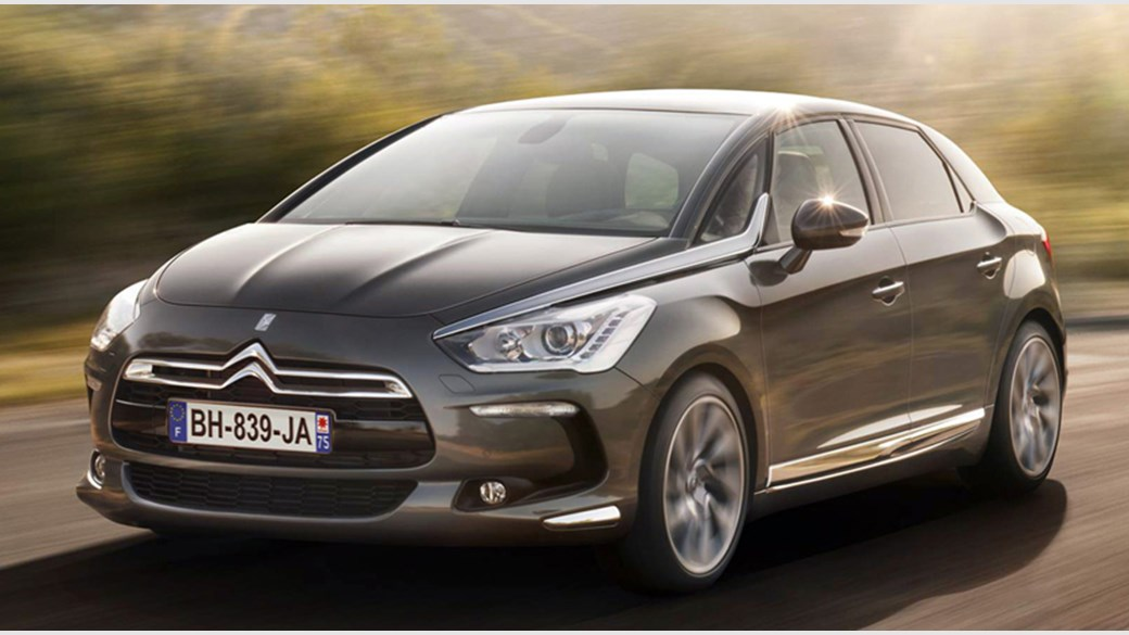 review citroen ds5 hybrid auto cars. Black Bedroom Furniture Sets. Home Design Ideas