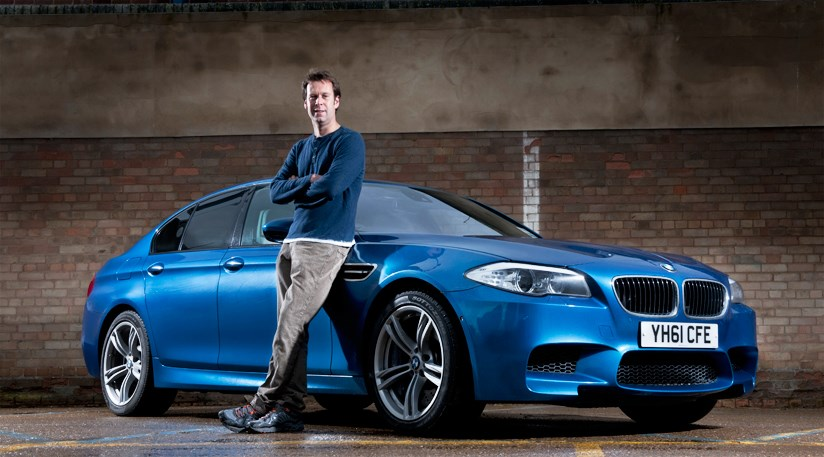 BMW M5 (2012) long-term test review by CAR Magazine