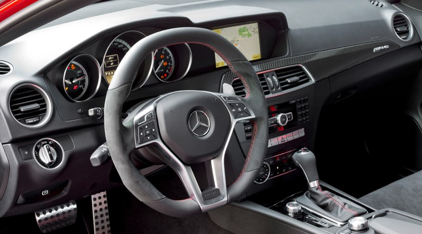 mercedes c63 amg coupe black series (2012) reviewcar magazine