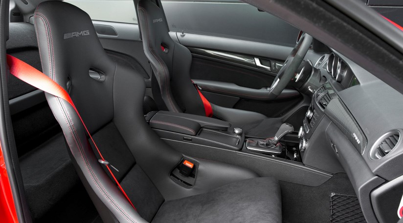 mercedes c63 amg coupe black series 2012 review