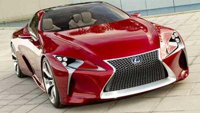 lexus lc500 prototype (2017) review by car magazine