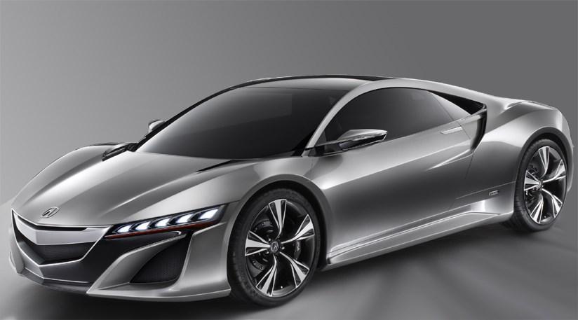 Honda Nsx Concept Unveiled At 2012 Detroit Auto Show Car Magazine