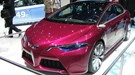 Toyota NS4 plug-in hybrid concept car unveiled at 2012 Detroit show