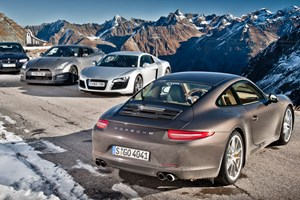 CAR Magazine has the first Porsche 911 group test