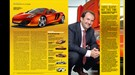 Plus a full interview with Antony Sheriff, managing director of McLaren Automotive