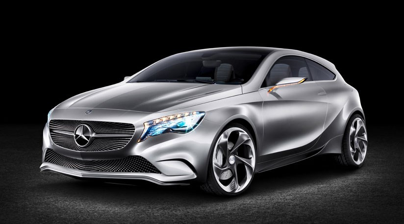 New A Class Critical To Merc S Bid For World Domination