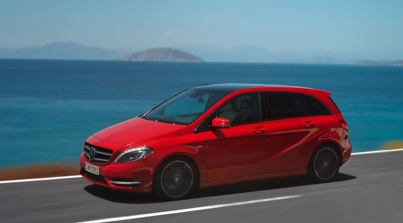 mercedes b200 sport 2012 review car magazine. Black Bedroom Furniture Sets. Home Design Ideas