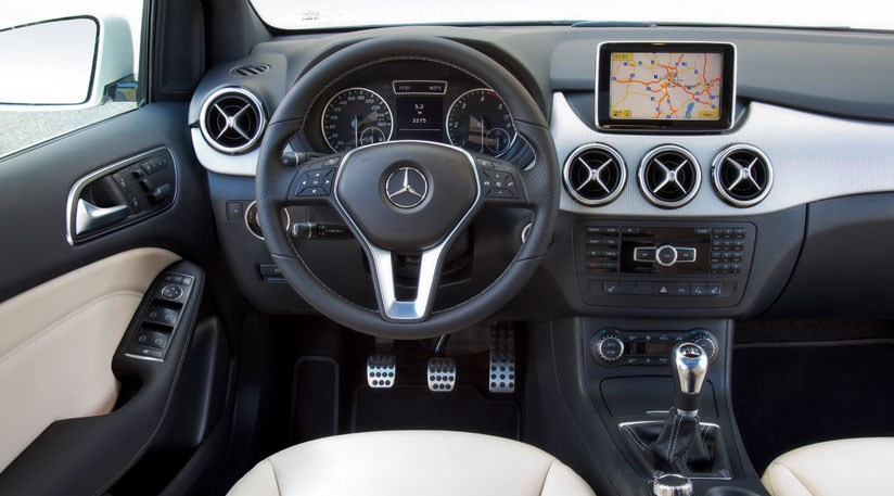 mercedes b200 sport 2012 review by car magazine. Black Bedroom Furniture Sets. Home Design Ideas