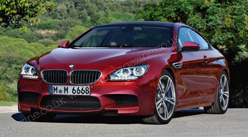 2012 BMW M6 (render)