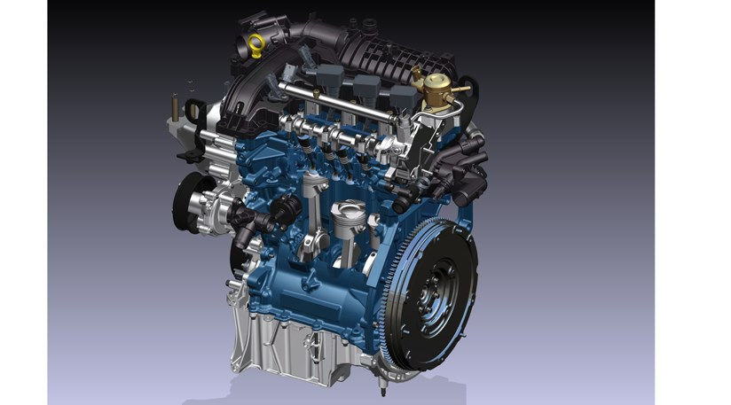 Tomorrow 39 S World Ford 39 S Downsized 1 0 Litre Ecoboost By