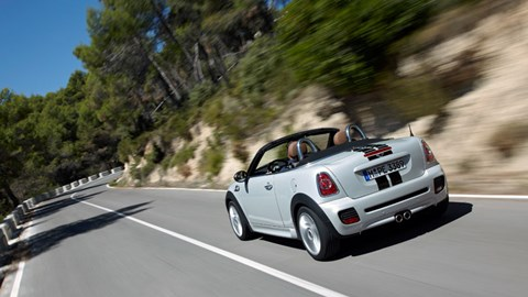 Mini Roadster Cooper S (2012) review   CAR Magazine