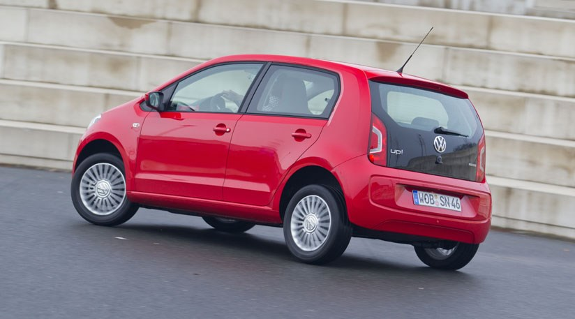 Volkswagen Lease Deals >> VW Up 5dr (2012) review | CAR Magazine