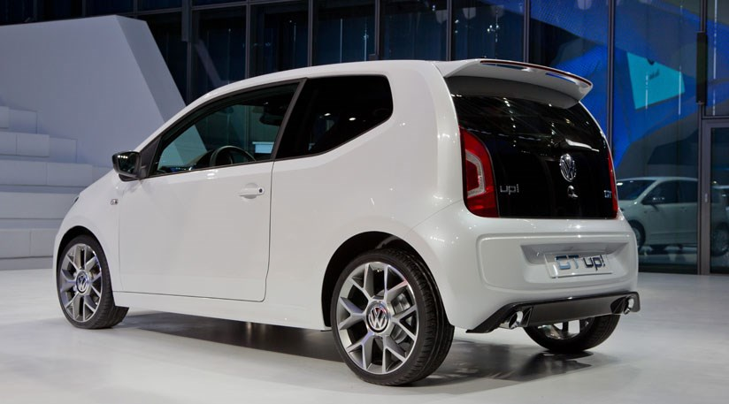 vw up gt prototype 2012 review by car magazine. Black Bedroom Furniture Sets. Home Design Ideas