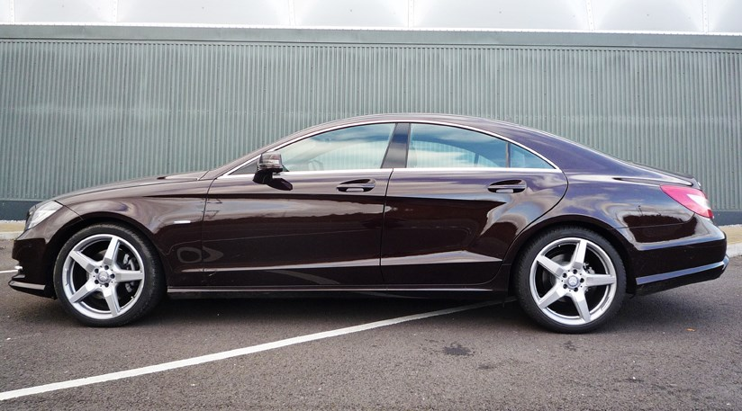 mercedes cls250 cdi (2012) long-term test review | car magazine