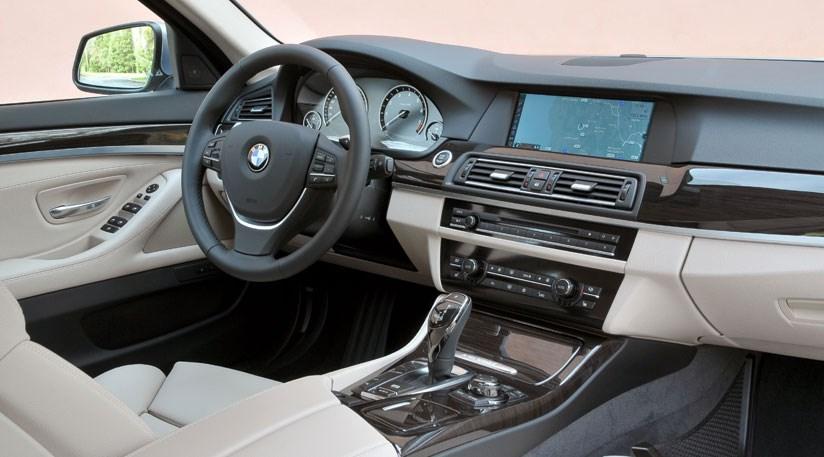 BMW ActiveHybrid 5 (2012) review | CAR Magazine