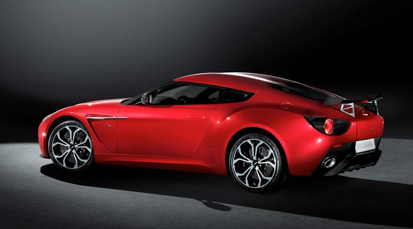 Aston Martin Zagato The Production Car By Car Magazine