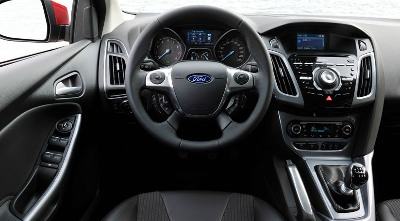 Ford Focus 1.0 Ecoboost (2012) Review