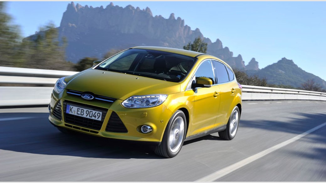 Ford Focus 1 0 Ecoboost (2012) review | CAR Magazine