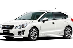 Subaru Impreza – the 2012 European one is revealed