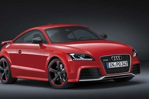 Audi TT RS Plus (2012) first official pictures