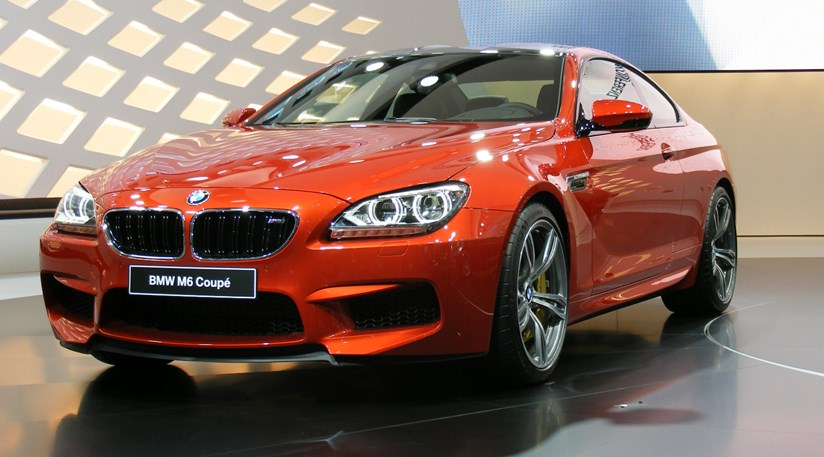 Bmw M6 Coupe And Convertible 2012 First Pictures Car Magazine