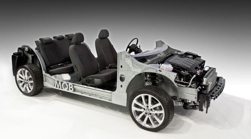 Tomorrow S World Vw S New Mqb Platform Tech Car Magazine