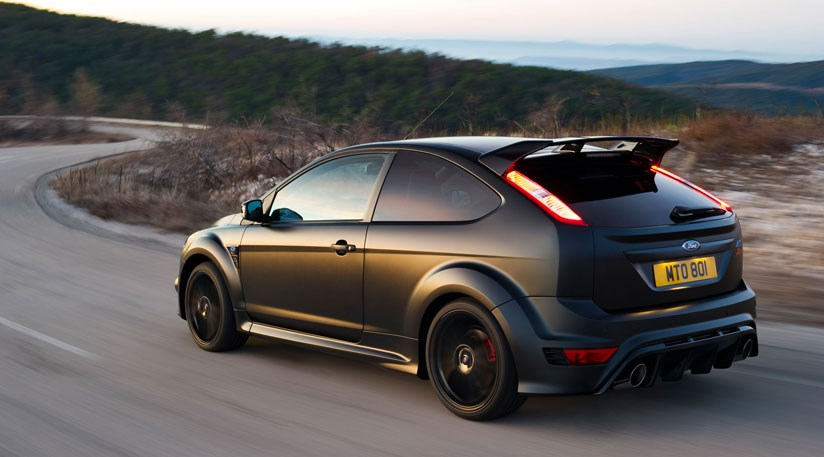 ford focus rs 2014 first details of 350bhp hot hatch by car magazine. Black Bedroom Furniture Sets. Home Design Ideas