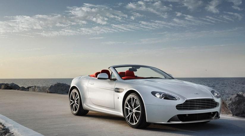 Aston Martin V8 Vantage 2012 The Vantage S Inspired Upgrade Car