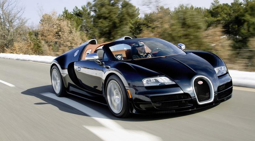 Bugatti Veyron Grand Sport Vitesse 2012 Revealed Car Magazine