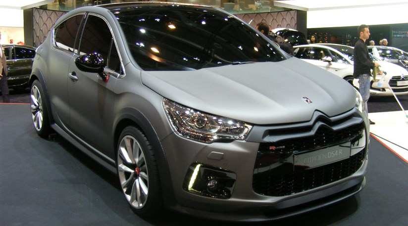 Citroen Ds4 Racing Concept 2012 First Pictures Car Magazine