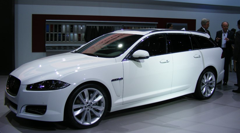 Jaguar XF Sportbrake (2012) First Official Pictures +11