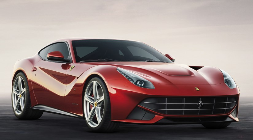 Ferrari will show the new F12 Berlinetta at the 2012 Geneva motor show