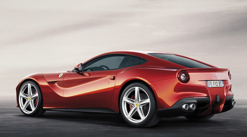 Ferrari F12 Berlinetta is the most powerful road car Ferrari has ever made. It