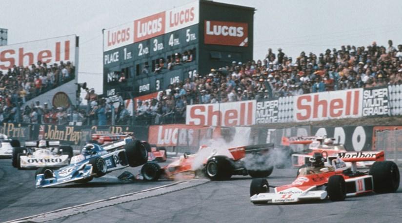 Rush A New Motorsport Film About Hunt Vs Lauda Car