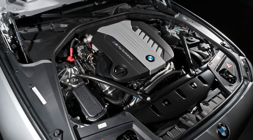 Bmw M550d Xdrive 2012 Review Car Magazine