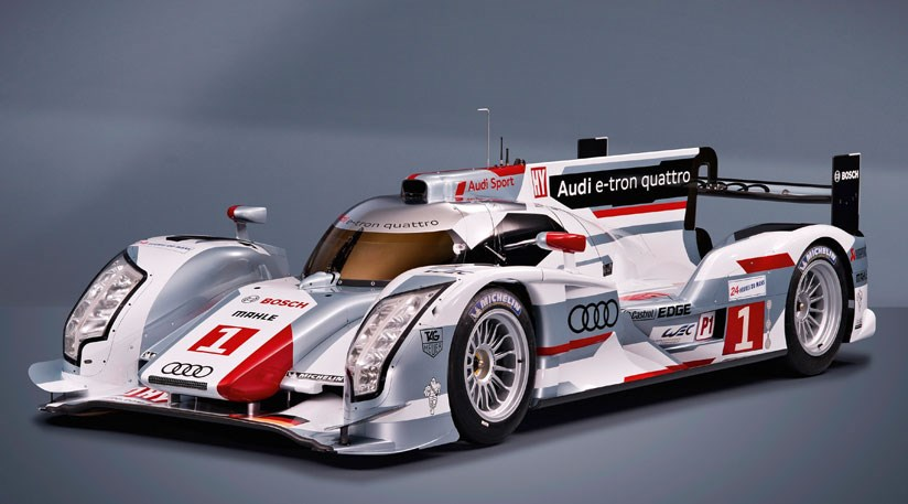 Audi R18 E-tron Quattro (2012) first official pictures | CAR Magazine