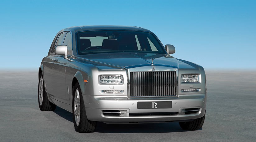 Rolls Phantom Series Ii At 2012 Geneva Motor Show By Car Magazine