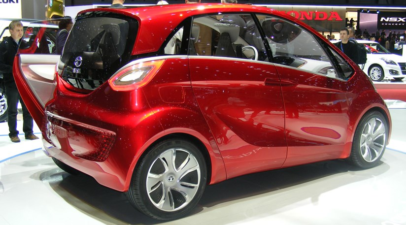 Tata Megapixel Concept Car At 2012 Geneva Motor Show Car Magazine