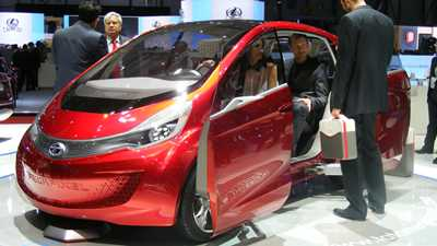 Tata s tamo racemo concept isn t as odd as it sounds by for Tata motors future cars