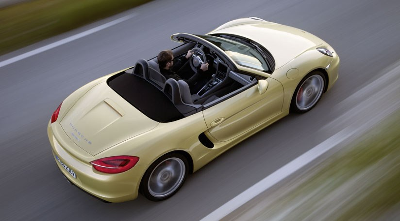 Porsche Boxster S 2012 Review By Car Magazine