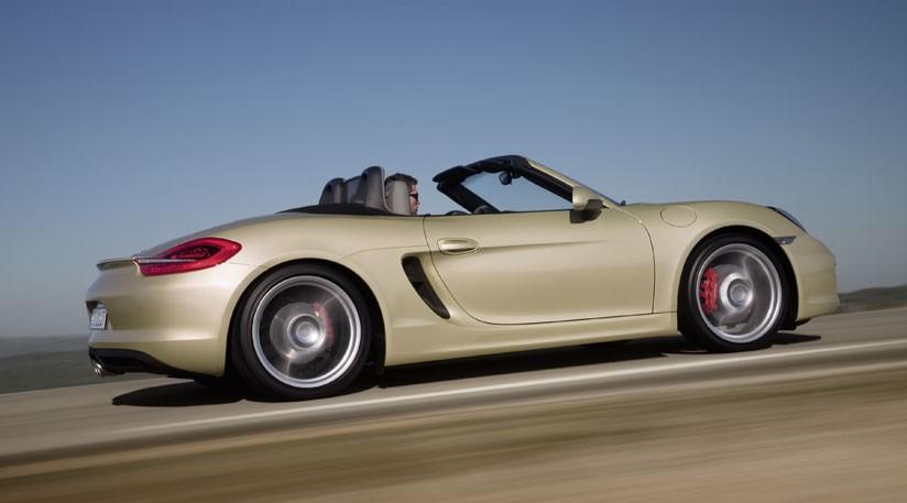Porsche Boxster S 2012 Review Car Magazine