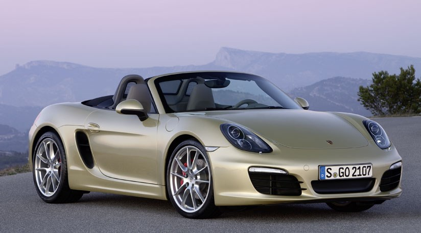 porsche boxster s 2012 review by car magazine. Black Bedroom Furniture Sets. Home Design Ideas