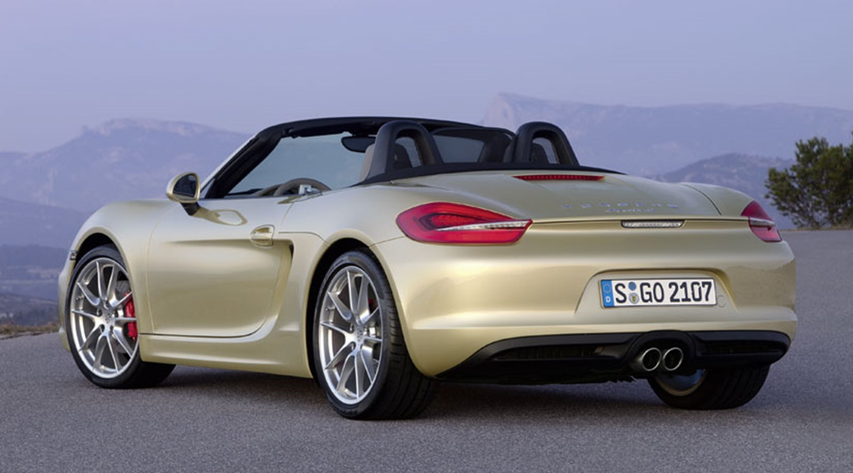 Porsche Boxster S 2012 Review Car Magazine