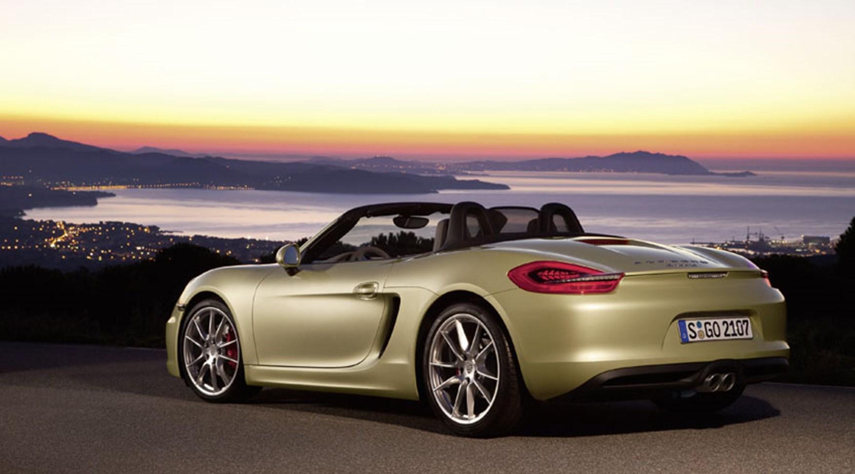 Porsche Boxster S 2012 Review By Car Magazine