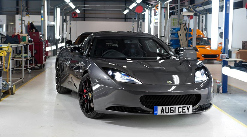lotus evora s long term test review by car magazine advertisement