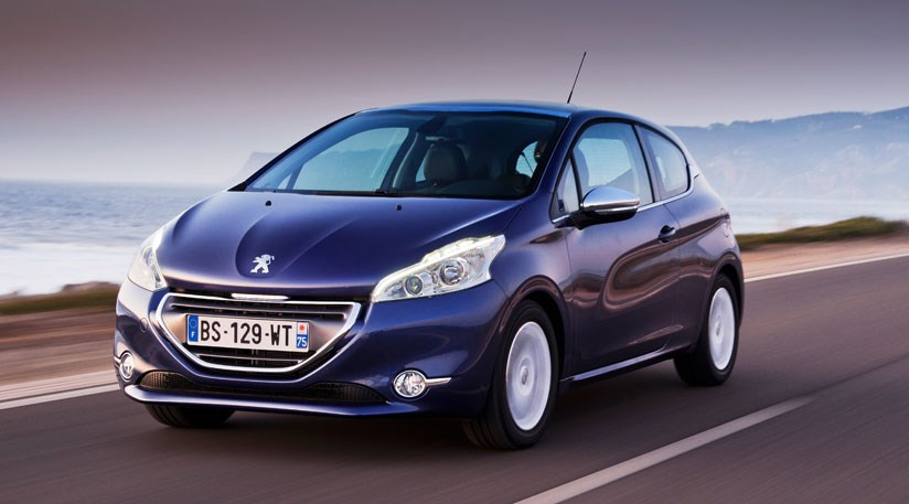 peugeot 208 1 6 e hdi 2012 review car magazine. Black Bedroom Furniture Sets. Home Design Ideas