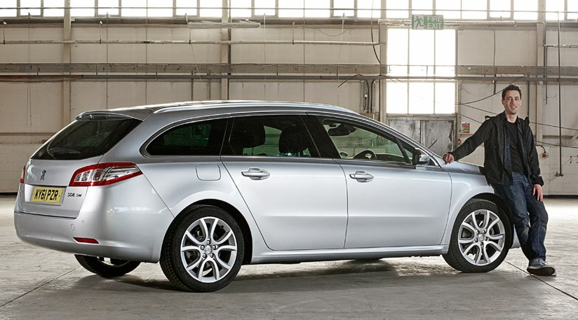 Peugeot 508 SW 2.0 HDI (2012) long-term test review | CAR Magazine